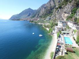 Hotel Villa Romantica, hotel in Limone sul Garda