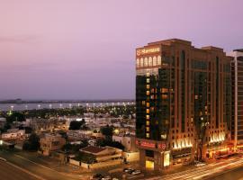 فندق الخالدية، فندق في أبوظبي
