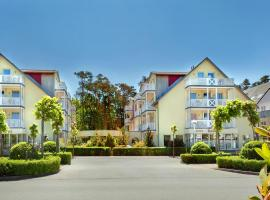 Familienhotel Villa Sano, Hotel in der Nähe von: Bernsteinmuseum, Baabe