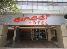 Ginger Thane, hotel in Thane