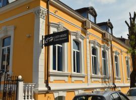 City House Hotel & Restaurant, hotel Ruszéban
