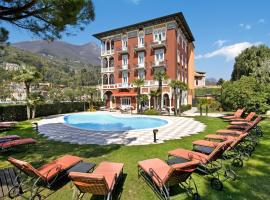 Hotel Milano, hotel in Toscolano Maderno