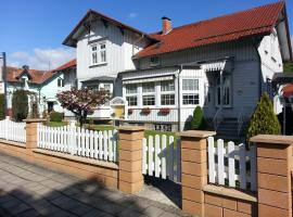 Hotel-Pension Deter, Hotel in Wernigerode