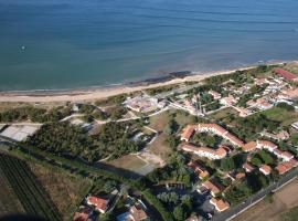 VVF Villages « Île de Ré les dunes » Ste-Marie-De-Re, resort village in Sainte-Marie-de-Ré