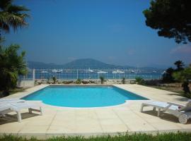 Villa Playa del Sol, hotel with jacuzzis in Saint-Tropez