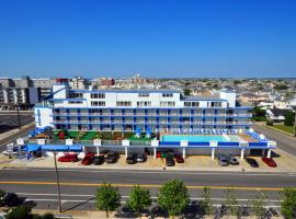 Admiral Resort Motel, resort in Wildwood Crest