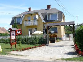 Haus Liberty, homestay in Balatonlelle