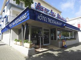 Hotel les Pecheurs, hôtel à Lorient près de: Lorient Train Station
