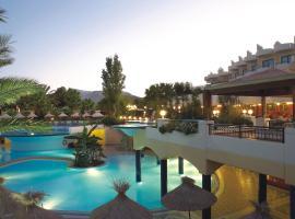 Atrium Palace Thalasso Spa Resort And Villas, hotelli kohteessa Kalathos