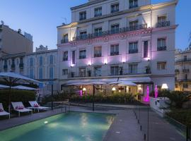 Hôtel Le Canberra, hôtel à Cannes