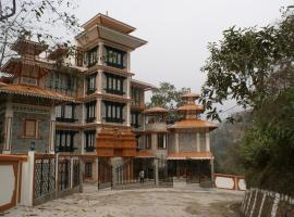 Saramsa Resort, pet-friendly hotel in Gangtok