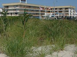 Roman Holiday Resort, golf hotel in North Wildwood