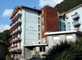 Hotel Pizzo Scalino, hotel v destinaci Chiesa in Valmalenco