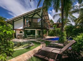Shanti House, spa hotel in Praia do Forte