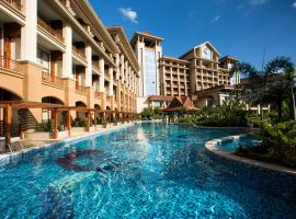 Landmark Mekong Riverside Hotel, отель во Вьентьяне