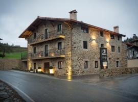 Osabarena Hotela, hotel in Orozko
