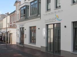 Hotel Inselhof Borkum, Luxushotel in Borkum