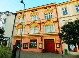 Hotel Morava, hotel ve Znojmě