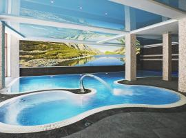 Hotel Żywiecki Medical SPA & Sport i Hotel Żywiecki Business Class – hotel w pobliżu miejsca Wyciąg narciarski Mały Rachowiec w mieście Przyłęków