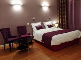 Hôtel Paris Gambetta, hotel near Gambetta Metro Station, Paris