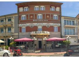 Alba sul Mare, hotel in Lido di Camaiore
