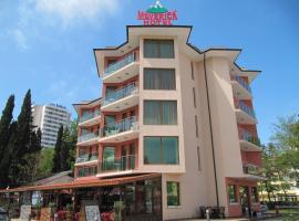 Maverick Hotel, отель в городе Солнечный Берег