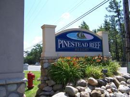 Pinestead Reef Resort, apartment in Traverse City