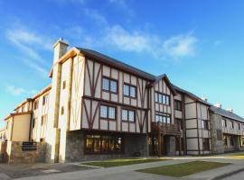 Hotel Rey Don Felipe, hotel in Punta Arenas
