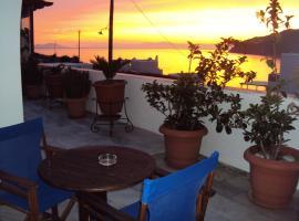 Pelagos, hotel in Aiyiáli