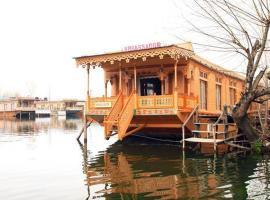 Houseboat Ambassador, boat in Srinagar