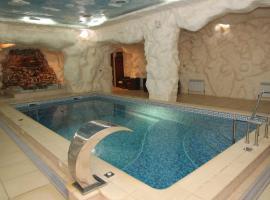 Kleopatra VIP hotel, готель у місті Кам'янець-Подільский