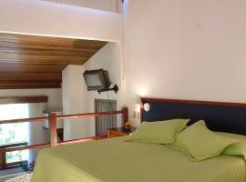 Terracota Hotel, hotel near Crystal Palace, Itaipava