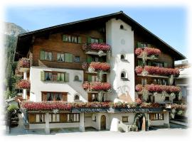 Hotel Steinbock, hotel in Klosters