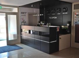 Penzion Set: , Kosice Uluslararası Havaalanı - KSC yakınında bir otel