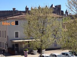 B&B Bloc G, B&B in Carcassonne