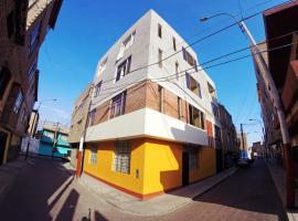La Casa de Arturo, hotel near Estadio Alberto Gallardo, Lima
