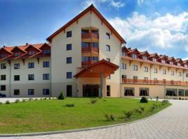 Ośrodek Wypoczynkowy Ariston – hotel w pobliżu miejsca Letni tor saneczkowy Kolorowa w mieście Miłków