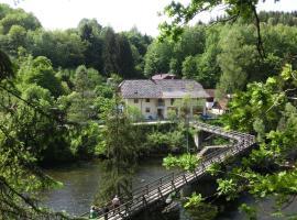 Zur Triftsperre, guest house in Passau