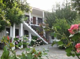 Panagiotis Apostoloudias Rooms, hotel in Therma