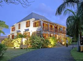 Le Jardin de Beau Vallon, hotel near Sir Seewoosagur Ramgoolam Airport - MRU,