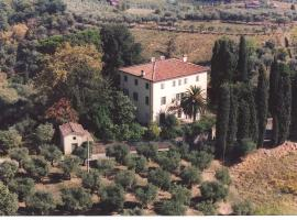 Villa Pedone, country house in Lucca