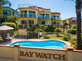 Baywatch Apartments Merimbula, hotel near Top Fun Merimbula, Merimbula