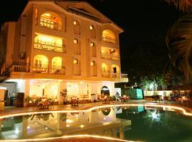 Lambana Resort, accessible hotel in Calangute