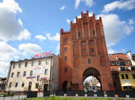 Hotel Wysoka Brama, hotel in Olsztyn