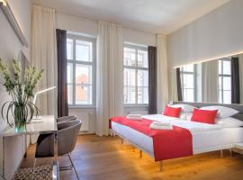 Bishop's House: Prag'da bir otel