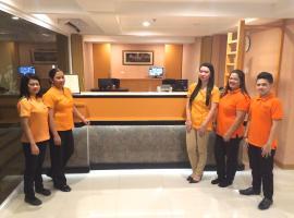 Stone House Hotel Pasay, hotel in Manila
