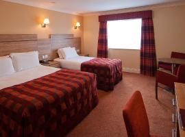 Corr's Corner Hotel, hotel in zona Aeroporto Internazionale di Belfast - BFS, Newtownabbey