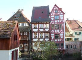 Hotel Schmales Haus, Hotel in der Nähe von: Legoland Deutschland, Ulm