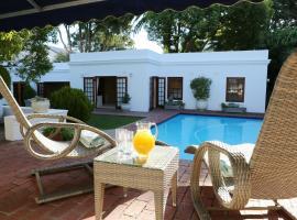 Constantia Garden Suites, hotel 5 estrellas en Ciudad del Cabo