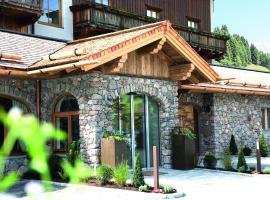 Hotel am Schloss, hotel in Goldegg